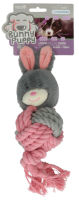 Bunny Puppy Ropey Ball