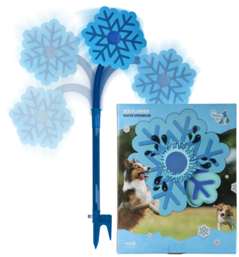 CoolPets Ice Flower