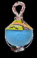 Jolly Ball Romp-n-Roll 15cm Baby Blauw (Bosbessengeur)