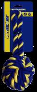 Braided Cotton Rope 28 cm Monkey Fist Large